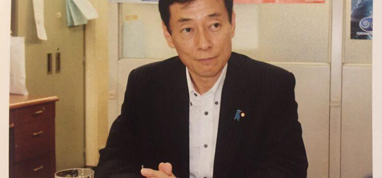 内閣府副大臣・西村康稔氏に訊く 政治の話、若者の未来の話